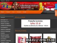Miniaturka domeny alejajca.com.pl