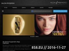 Miniaturka domeny alejapieknosci.bialystok.pl