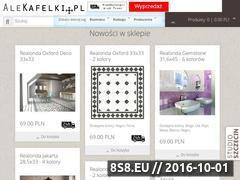 Miniaturka domeny alekafelki.pl