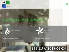 Miniaturka domeny alfainstal.pl