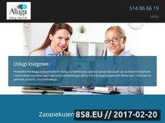 Miniaturka domeny aliaga.com.pl
