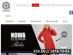 Miniaturka domeny www.aliasmegasklep.pl