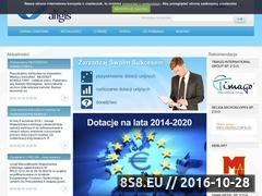 Miniaturka domeny www.aligis.pl
