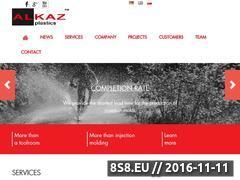 Miniaturka domeny alkaz.pl