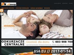 Miniaturka domeny allawaypolska.pl