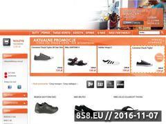 Miniaturka domeny allebuty.com.pl