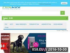 Miniaturka domeny allezoo.com.pl