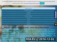 Miniaturka alltar.pl (Filmowanie i Fotografia)