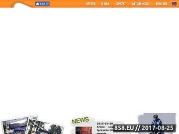 Zrzut strony All Terrain   Samochody Terenowe Wynajem   Integracja Szczyrk