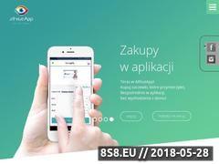 Miniaturka allvueapp.com (Soczewki kolorowe)