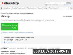 Miniaturka domeny almes.pl