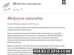 Miniaturka domeny www.aloesbis.pl
