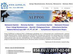 Miniaturka domeny www.alppol.pl