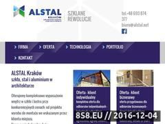 Miniaturka domeny www.alstal.net