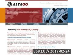 Miniaturka domeny www.altago.pl