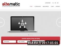 Miniaturka domeny www.altematic.pl