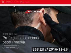 Miniaturka domeny www.altor-detektyw.pl