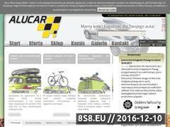 Miniaturka domeny alucar.pl