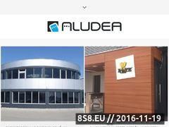 Miniaturka domeny aludea.pl