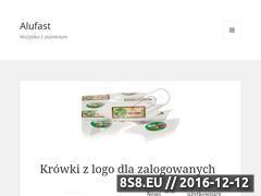 Miniaturka domeny www.alufast.pl
