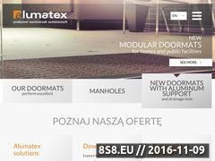 Miniaturka domeny www.alumatex.pl