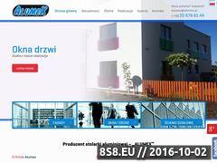 Miniaturka domeny www.alumex.pl