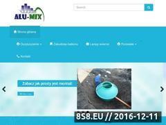 Miniaturka domeny www.alumix.eu