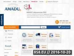 Miniaturka domeny amadu.pl