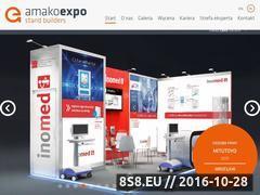 Miniaturka domeny www.amakoexpo.pl