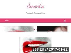 Miniaturka domeny amantis.pl