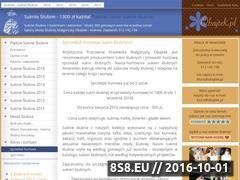 Miniaturka domeny www.amareldin.pl