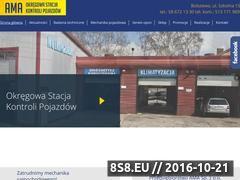 Miniaturka domeny amastacja.pl