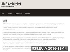 Miniaturka domeny ambarchitekci.pl
