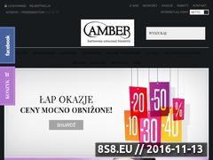 Miniaturka domeny www.amberhurt.pl
