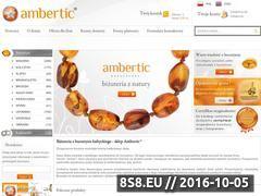 Miniaturka domeny ambertic.pl
