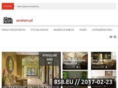 Miniaturka domeny amdom.pl