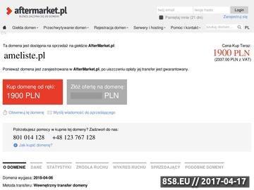 Zrzut strony Europejski portal ślubny. Uniwersalna Lista Prezentów Ślubnych. Ślub i wesele