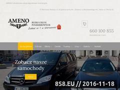 Miniaturka domeny ameno.waw.pl