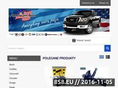 Miniaturka domeny american-auto.pl