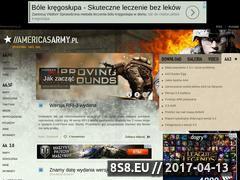Miniaturka domeny www.americasarmy.pl