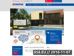Miniaturka domeny www.amerigas.pl
