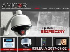 Miniaturka domeny www.amicor.pl