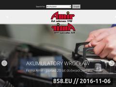 Miniaturka domeny www.amir.net.pl