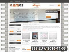 Miniaturka domeny amos24.pl