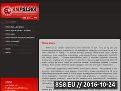 Miniaturka domeny www.ampolska.com.pl