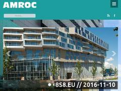 Miniaturka domeny amroc.com.pl
