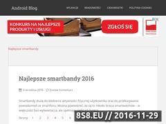 Miniaturka domeny android-blog.pl