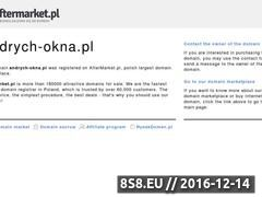 Miniaturka domeny www.andrych-okna.pl