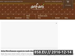 Miniaturka domeny anfani.pl