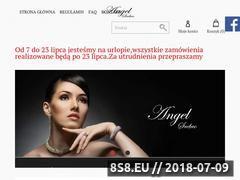 Miniaturka angel-srebro.pl (Biżuteria)
